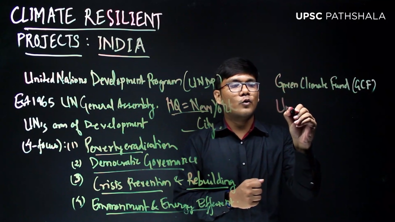 Climate Resilient Projects India