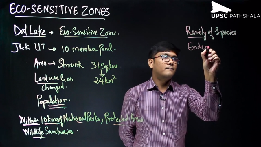Eco Sensitive Zones