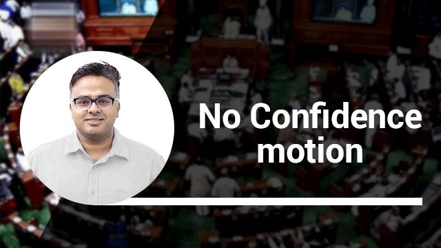 No confidence motion