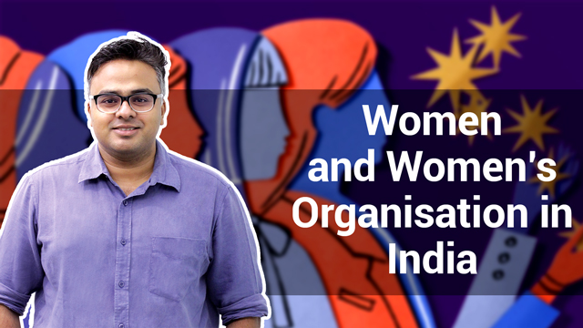 Women and Women's organisations in India